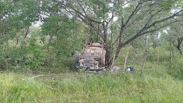 Equipe do Pelotão Mirim Estadual sofre grave acidente na PI-113 em José de Freitas