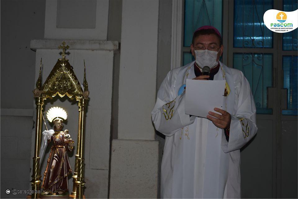 Festejos de Santo Antônio inicia dia 31 de agosto em Campo Maior