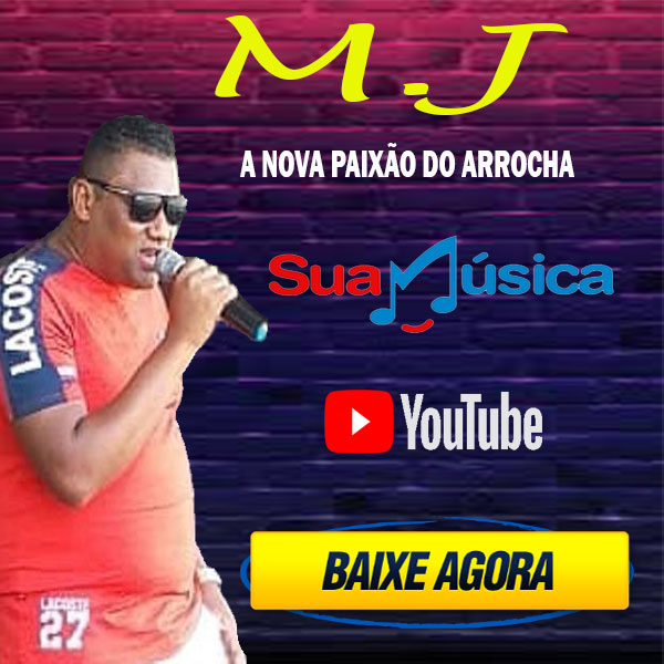 M.J lança novo trabalho e cd está disponível para download