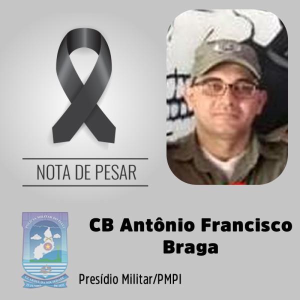 Polícial Militar morre em decorrência do COVID-19 no Piauí